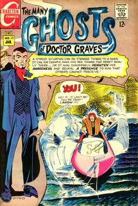 Cover Thumbnail for The Many Ghosts of Dr. Graves (Charlton, 1967 series) #11