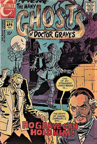 Cover Thumbnail for The Many Ghosts of Dr. Graves (Charlton, 1967 series) #25
