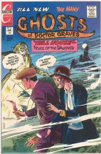 Cover Thumbnail for The Many Ghosts of Dr. Graves (Charlton, 1967 series) #36