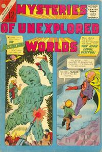 Cover Thumbnail for Mysteries of Unexplored Worlds (Charlton, 1956 series) #45