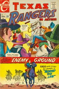 Cover Thumbnail for Texas Rangers in Action (Charlton, 1956 series) #77