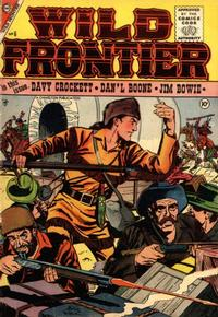 Cover for Wild Frontier (Charlton, 1955 series) #6