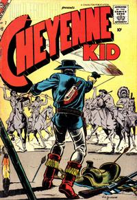 Cover for Wild Frontier (Charlton, 1955 series) #7