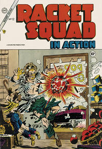 Cover Thumbnail for Racket Squad in Action (Charlton, 1952 series) #12