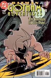 Cover Thumbnail for Batman: Gotham Adventures (DC, 1998 series) #8