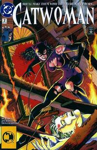Cover Thumbnail for Catwoman (DC, 1993 series) #2