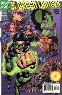 Cover Thumbnail for Green Lantern (DC, 1990 series) #129