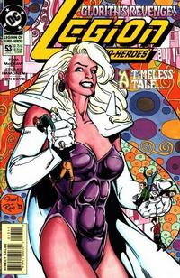 Cover Thumbnail for Legion of Super-Heroes (DC, 1989 series) #53