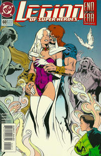 Cover Thumbnail for Legion of Super-Heroes (DC, 1989 series) #60