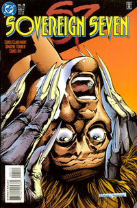 Cover Thumbnail for Sovereign Seven (DC, 1995 series) #4 [Direct Edition]