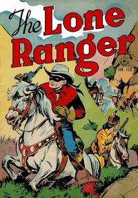 Cover Thumbnail for The Lone Ranger (Dell, 1948 series) #1
