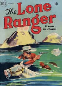 Cover Thumbnail for The Lone Ranger (Dell, 1948 series) #30