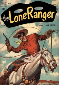 Cover Thumbnail for The Lone Ranger (Dell, 1948 series) #35