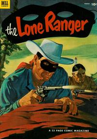 Cover Thumbnail for The Lone Ranger (Dell, 1948 series) #57