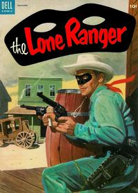 Cover Thumbnail for The Lone Ranger (Dell, 1948 series) #77