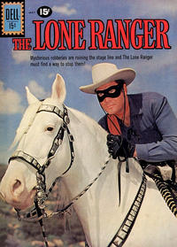 Cover Thumbnail for The Lone Ranger (Dell, 1948 series) #139
