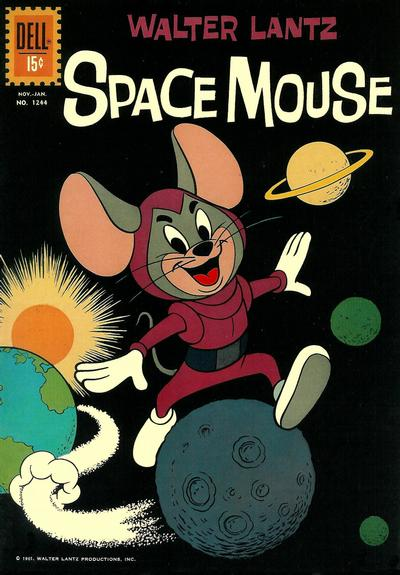 Cover for Four Color (1942 series) #1244