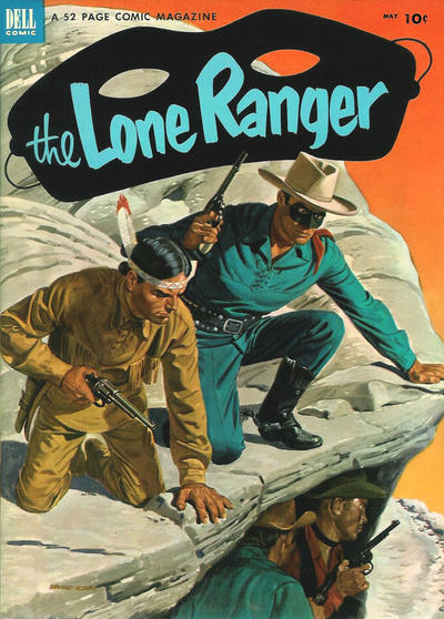 Cover for The Lone Ranger (Dell, 1948 series) #59