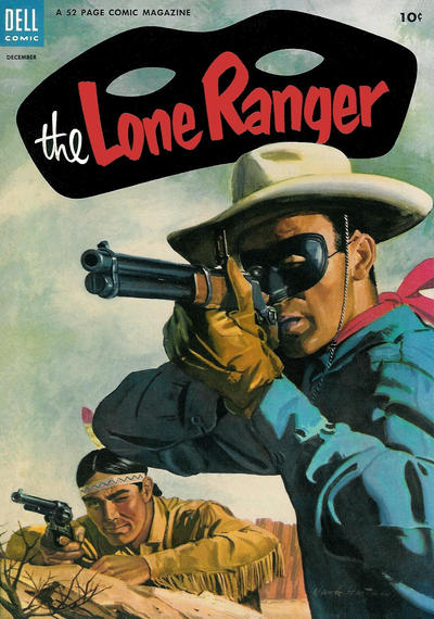 Cover for The Lone Ranger (Dell, 1948 series) #66