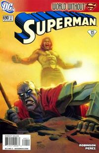 Cover Thumbnail for Superman (DC, 2006 series) #690