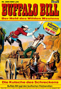 Cover Thumbnail for Buffalo Bill (Bastei Verlag, 1975 series) #395