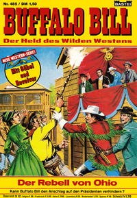 Cover Thumbnail for Buffalo Bill (Bastei Verlag, 1975 series) #485