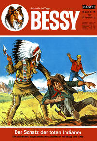 Cover Thumbnail for Bessy (Bastei Verlag, 1965 series) #16