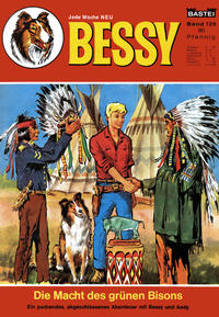 Cover for Bessy (1965 series) #129