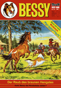 Cover Thumbnail for Bessy (Bastei Verlag, 1965 series) #313