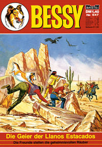 Cover for Bessy (1965 series) #547