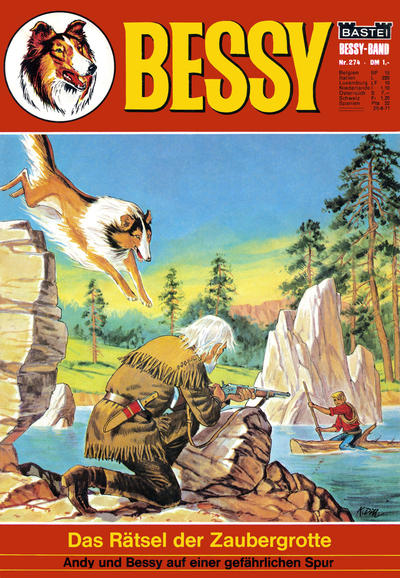 Cover for Bessy (1965 series) #274