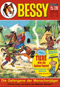 Cover Thumbnail for Bessy (Bastei Verlag, 1965 series) #790