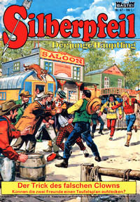 Cover Thumbnail for Silberpfeil (Bastei Verlag, 1970 series) #67