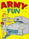 Cover for Army Fun (Prize, 1952 series) #v5#10