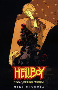 Cover Thumbnail for Hellboy (Dark Horse, 1994 series) #[5] - Conqueror Worm [1st printing]