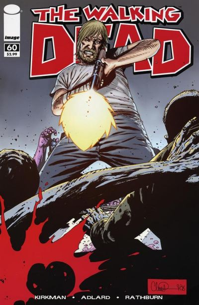 Cover for The Walking Dead (2003 series) #60