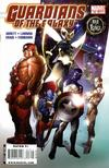Cover for Guardians of the Galaxy (Marvel, 2008 series) #16