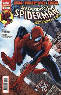 Cover Thumbnail for Spiderman (Panini España, 2006 series) #21