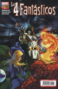 Cover Thumbnail for Los 4 Fantásticos (Panini España, 2008 series) #7