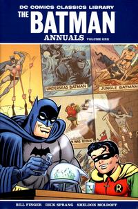 Cover Thumbnail for DC Comics Classics Library: The Batman Annuals (DC, 2009 series) #1