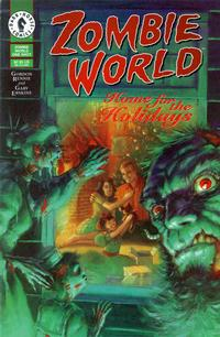 Cover Thumbnail for Zombieworld: Home for the Holidays (Dark Horse, 1997 series)