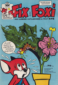 Cover Thumbnail for Fix und Foxi (Pabel Verlag, 1953 series) #478