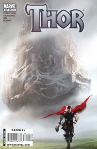 Cover Thumbnail for Thor (Marvel, 2007 series) #601