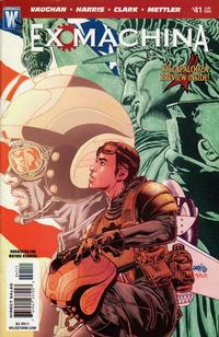 Cover Thumbnail for Ex Machina (DC, 2004 series) #41