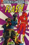 Cover for The Flash (DC, 1959 series) #181