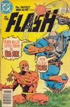 Cover for The Flash (DC, 1959 series) #339 [newsstand]