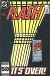 Cover for The Flash (DC, 1959 series) #349 [Direct]