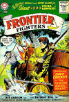 Cover for Frontier Fighters (DC, 1955 series) #7