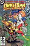 Cover for The Fury of Firestorm (DC, 1982 series) #2 [Direct]