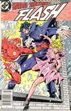 Cover Thumbnail for Flash (1987 series) #2 [Newsstand Edition]